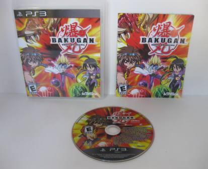 Bakugan Battle Brawlers - PS3 Game